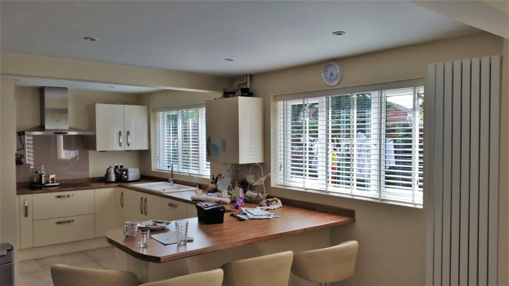 Venetian Blinds Locks Heath Park Gate