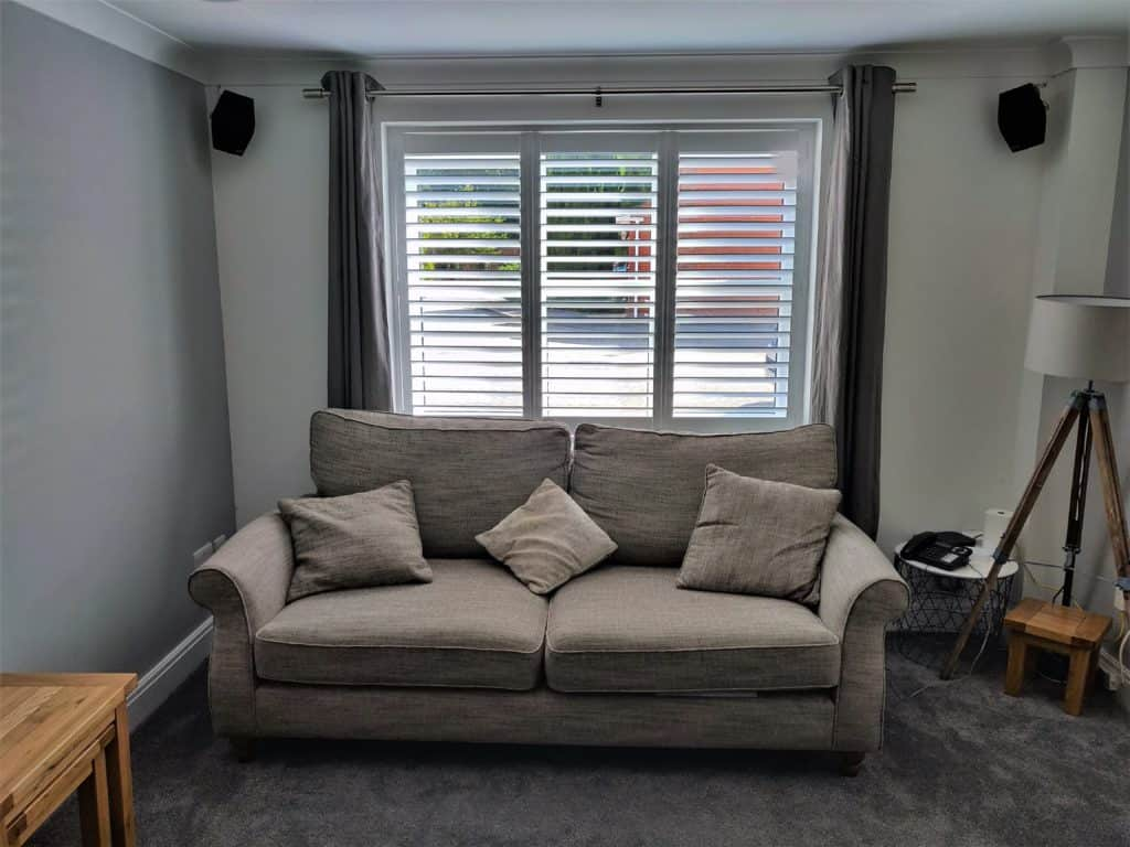 Plantation Shutters Whiteley Bursledon