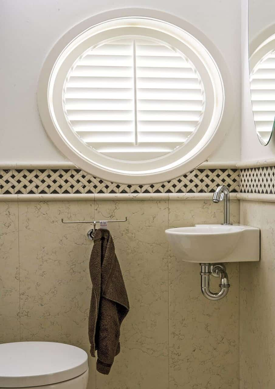 Special Shape Shutters Toilet or Bathroom_preview