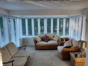 Conservatory Venetian Blinds New Forest Southampton