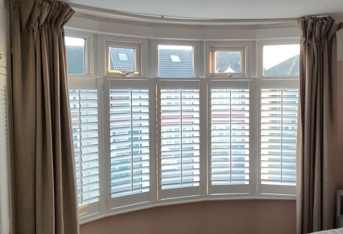 Cafe Style Shutters Southampton Eastleigh
