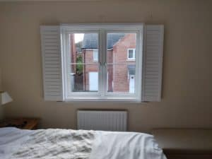 Wooden shutter blinds locks heath fareham