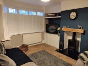 Wooden Shutter blinds Eastleigh, Chandlers ford