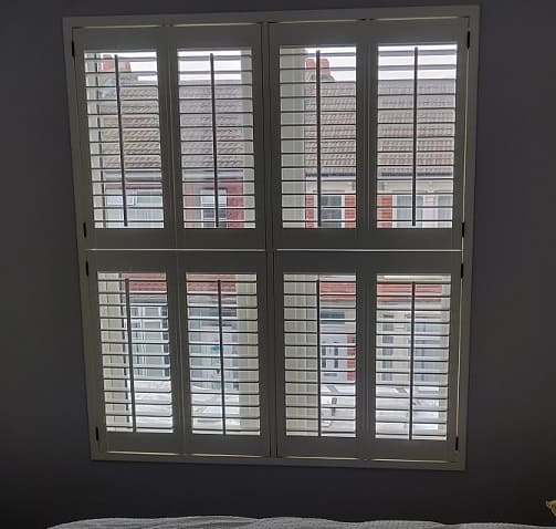 Tier-on-Tier Shutters Southampton